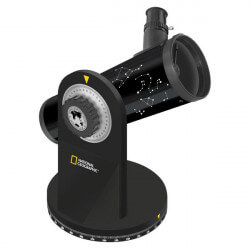 Télescope National Geographic Maksutov 76/350 Compact