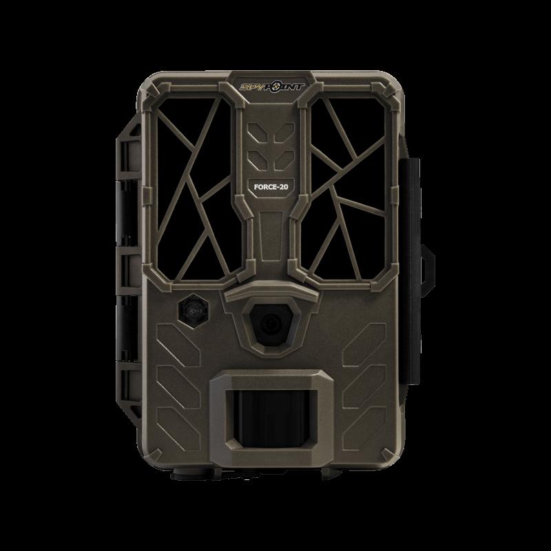 FORCE-20 Caméra de chasse ultra compacte marron